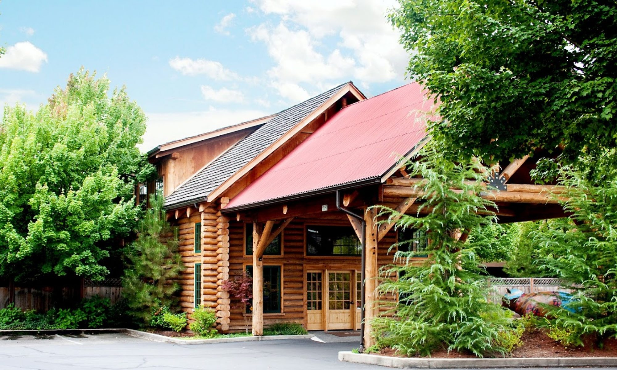 The Event Center at the Lodge at Riverside
